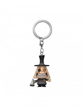 Nightmare Before Christmas Pocket POP! Vinyl Keychains 4 cm The Mayor Display (12)