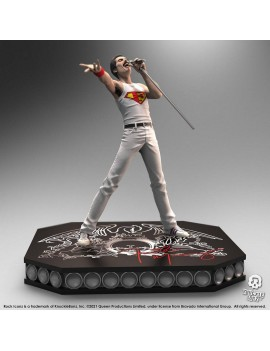 Queen Rock Iconz Statue Freddie Mercury Limited Edition 23 cm