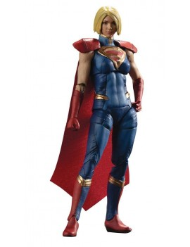Injustice 2 Action Figure 1/18 Supergirl Previews Exclusive 10 cm