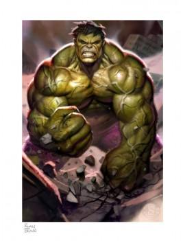 Marvel Art Print The Incredible Hulk 46 x 61 cm - unframed