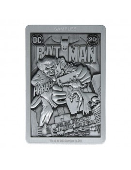 DC Comics Collectible Plaque The Joker Limited Edition