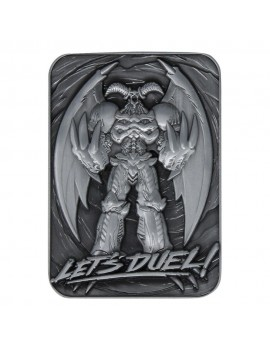Yu-Gi-Oh! Metal Card Summoned Skull Limited Edition