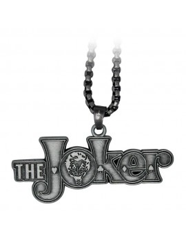 DC Comics Necklace The Joker Limited Edition