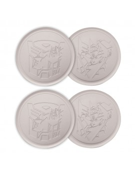 Transformers Coaster 4-Pack