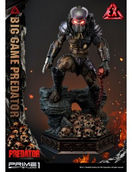 Predator Statues Big Game Predator & Big Game Predator Exclusive 70 cm Assortment (3)