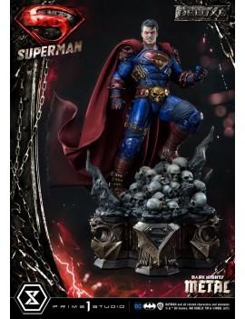 DC Comics Statue 1/3 Superman Deluxe Bonus Ver. 88 cm
