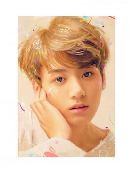 BTS Fine Art Print Love Yourself: Jung Kook 46 x 61 cm - unframed
