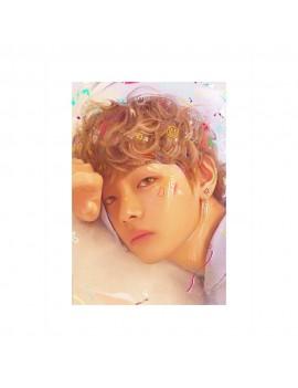 BTS Fine Art Print Love Yourself: V 46 x 61 cm - unframed