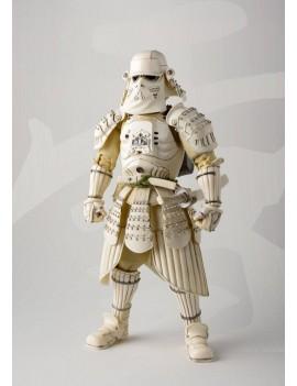 Star Wars MMR Action Figure Kanreichi Ashigaru Snowtrooper Tamashii Web Exclusive 17 cm