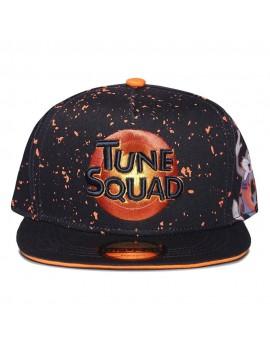 Space Jam Snapback Cap Tune Squad