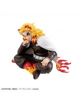 Demon Slayer Kimetsu no Yaiba G.E.M. PVC Statue Rengoku Palm Size 9 cm