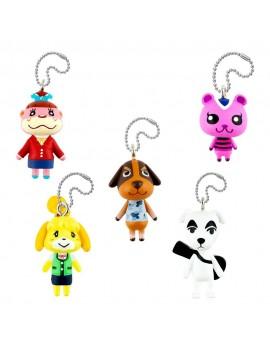 Animal Crossing Danglers Keychains 3 cm Mystery Capsule Display (12)