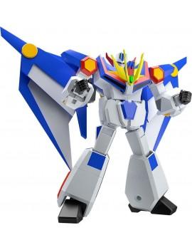 Absolutely Invincible Raijin-Oh Moderoid Plastic Model Kit Bakuryu-Oh 16 cm
