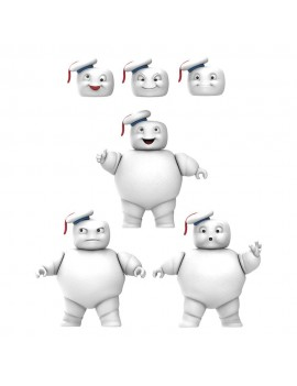 Ghostbusters: Afterlife Plasma Series Action Figure 3-Pack 2021 Mini-Pufts 9 cm