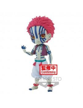 Demon Slayer Kimetsu no Yaiba Q Posket Mini Figure Akaza Ver. A 14 cm