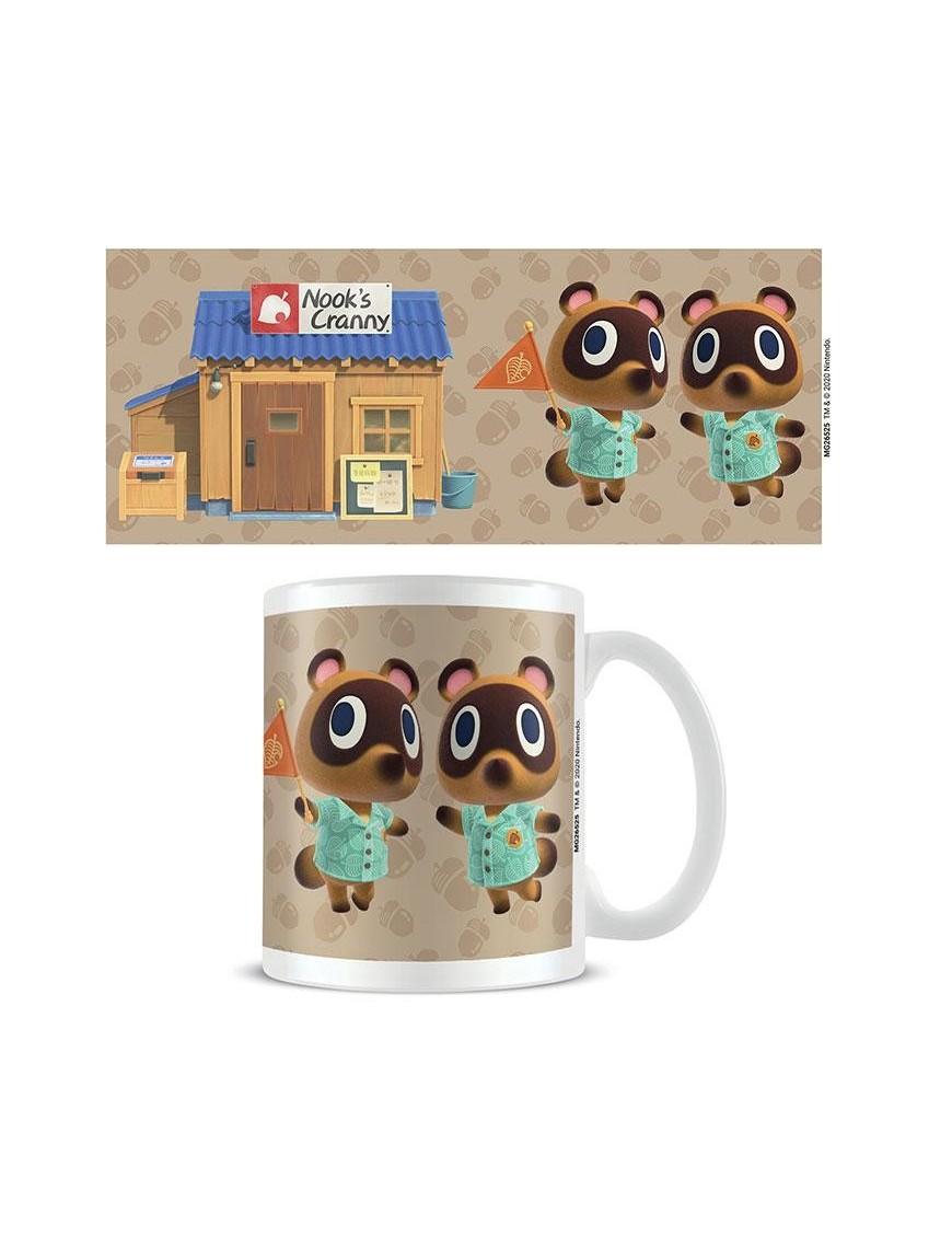 Animal Crossing Mug Nooks Cranny