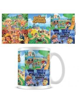 Animal Crossing Mug Seasons