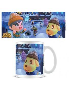 Animal Crossing Mug Winter