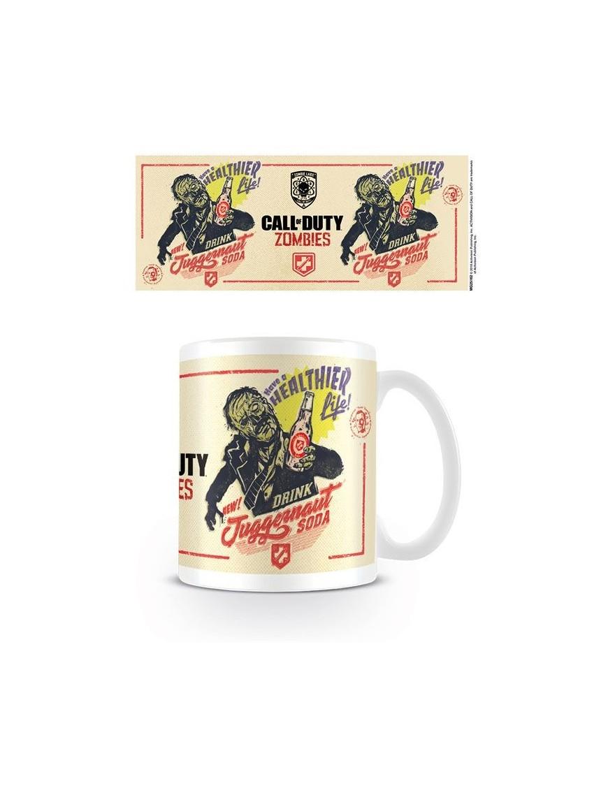 Call of Duty Mug Juggernaut Soda