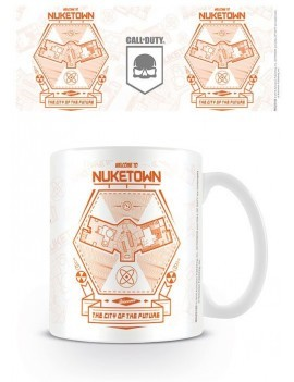 Call of Duty Mug Nuketown Map