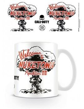 Call of Duty Mug Welcome to Nuketown