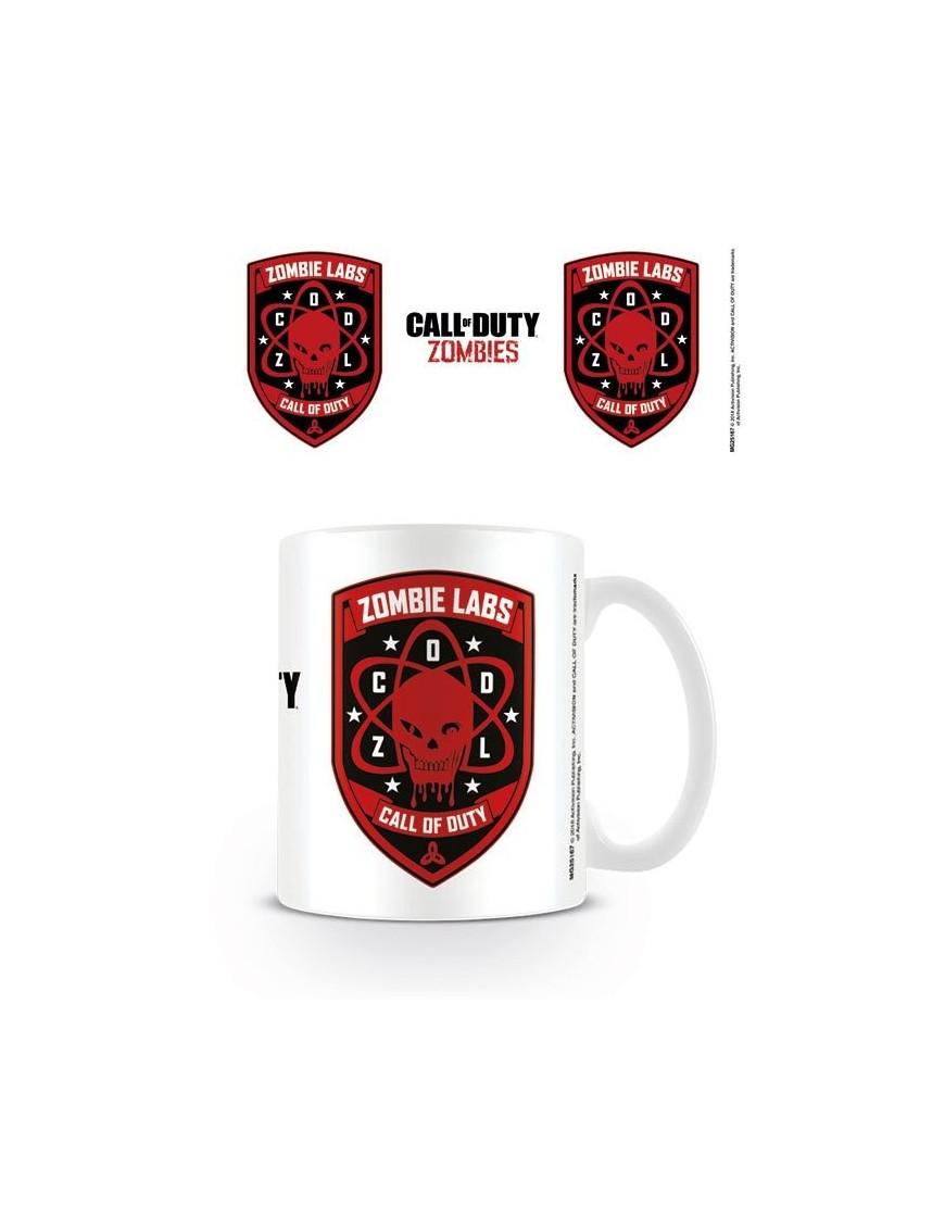 Call of Duty Mug Zombie Labs