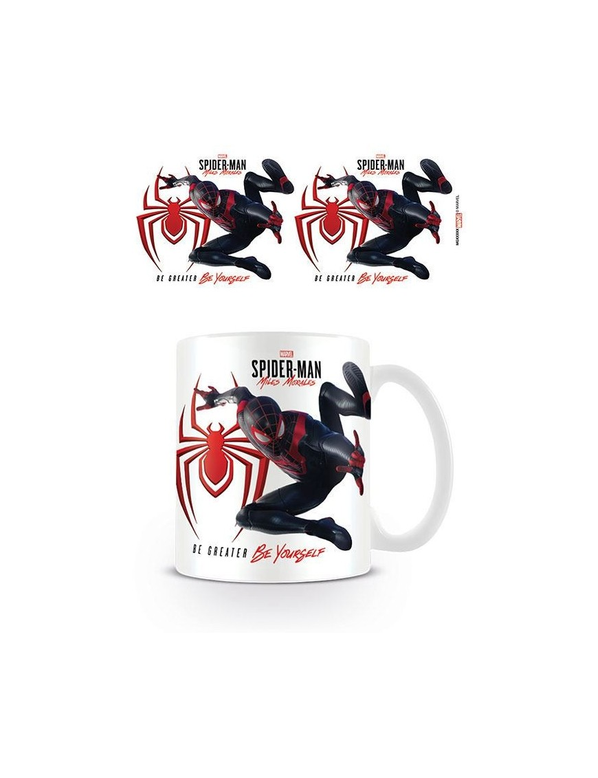 Spider-Man Mug Miles Morales Iconic Jump