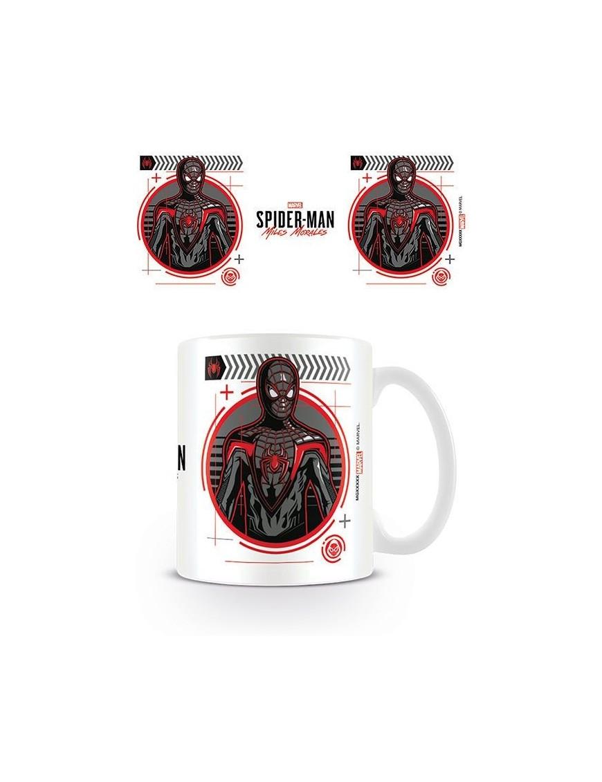 Spider-Man Mug Miles Morales Suit Tech