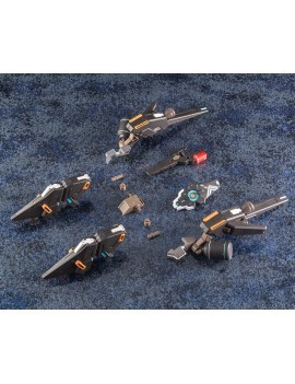 Phantasy Star Online 2 Plastic Model Kit 1/72 A.I.S VEGA UNIT 9 cm