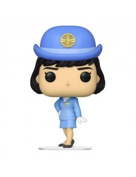 Pan Am POP! Ad Icons Vinyl Figure Stewardess w/o Bag 9 cm