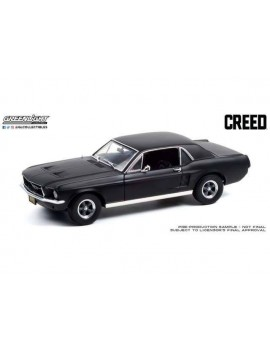 Creed (2015) Diecast Model 1/18 1967 Ford Mustang Coupe
