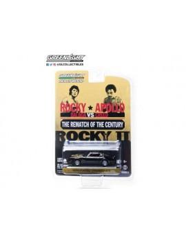 Rocky II Diecast Model 1/64 1979 Pontiac Firebird Trans Am