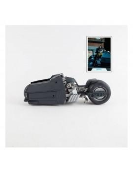 DC Multiverse Vehicles White Knight Batcycle