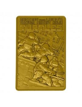 Teenage Mutant Ninja Turtles Ingot Limited Edition (gold plated)