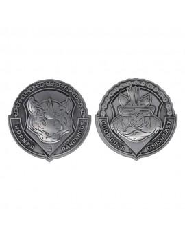 Teenage Mutant Ninja Turtles Medallion Set Bad Guys Limited Edition