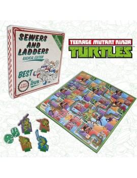 Teenage Mutant Ninja Turtles Board Game Sewers & Ladders *English Version*