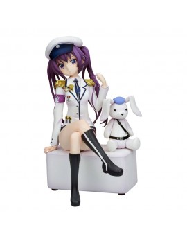 Is the Order a Rabbit PVC Statue 1/7 Rize Military uniform Ver. 18 cm