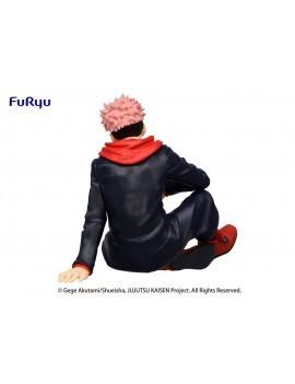 Jujutsu Kaisen Noodle Stopper PVC Statue Yuji Itadori 8 cm