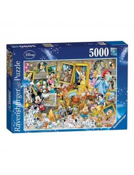 Disney Jigsaw Puzzle Mickey the Artist (5000 pieces)