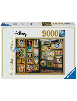 Disney Jigsaw Puzzle Museum (9000 pieces)
