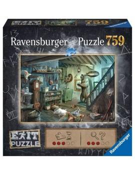 EXIT Jigsaw Puzzle Creepy Basement (759 pieces)