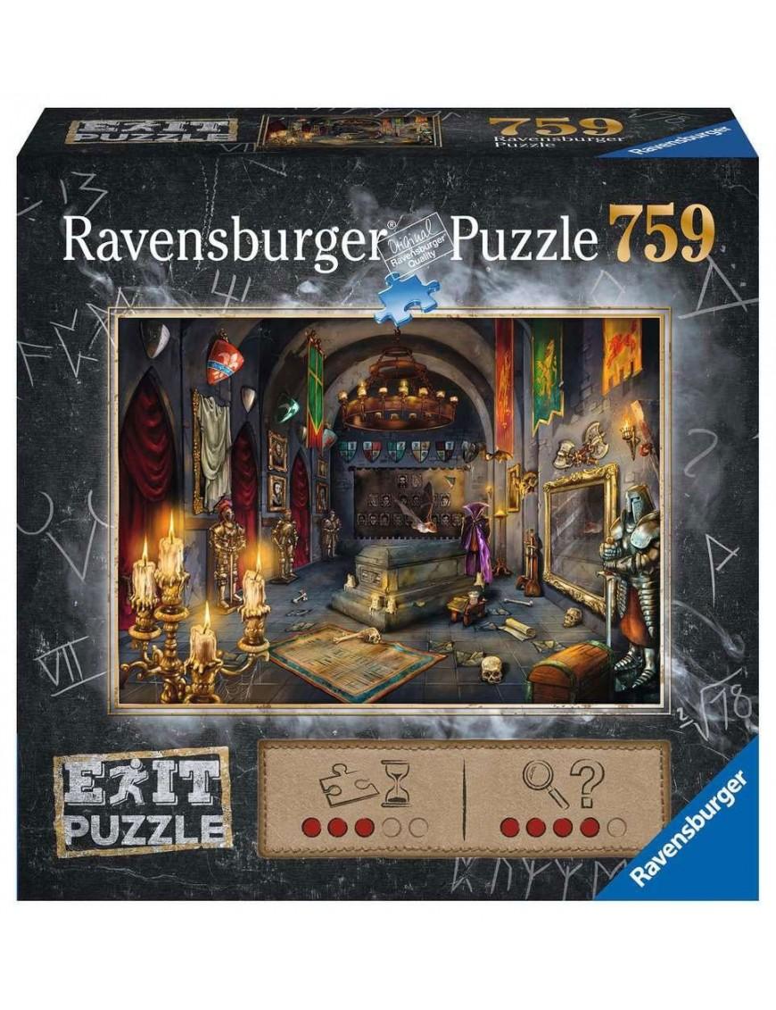 EXIT Jigsaw Puzzle Vampire Castle (759 pieces)