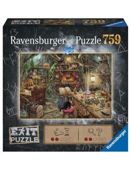 EXIT Jigsaw Puzzle Witches' Kitchen (759 pieces)