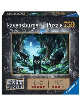 EXIT Jigsaw Puzzle Wolf Tales (759 pieces)