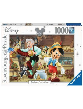Disney Collector's Edition Jigsaw Puzzle Pinocchio (1000 pieces)