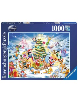 Disney Jigsaw Puzzle Disney's Christmas (1000 pieces)