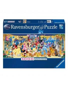Disney Panorama Jigsaw Puzzle Group Photo (1000 pieces)