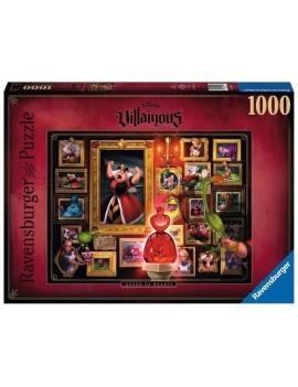 Disney Villainous Jigsaw Puzzle Queen of Hearts (1000 pieces)