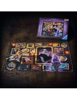 Disney Villainous Jigsaw Puzzle Ursula (1000 pieces)