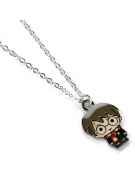 Harry Potter Cutie Collection Necklace & Charm Harry Potter (silver plated)